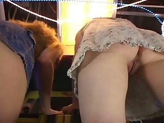 Couple caught having sex porn