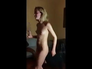 cum inside gf