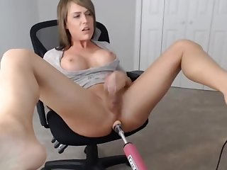 Fuck machine sex video for that