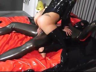 latex video sex
